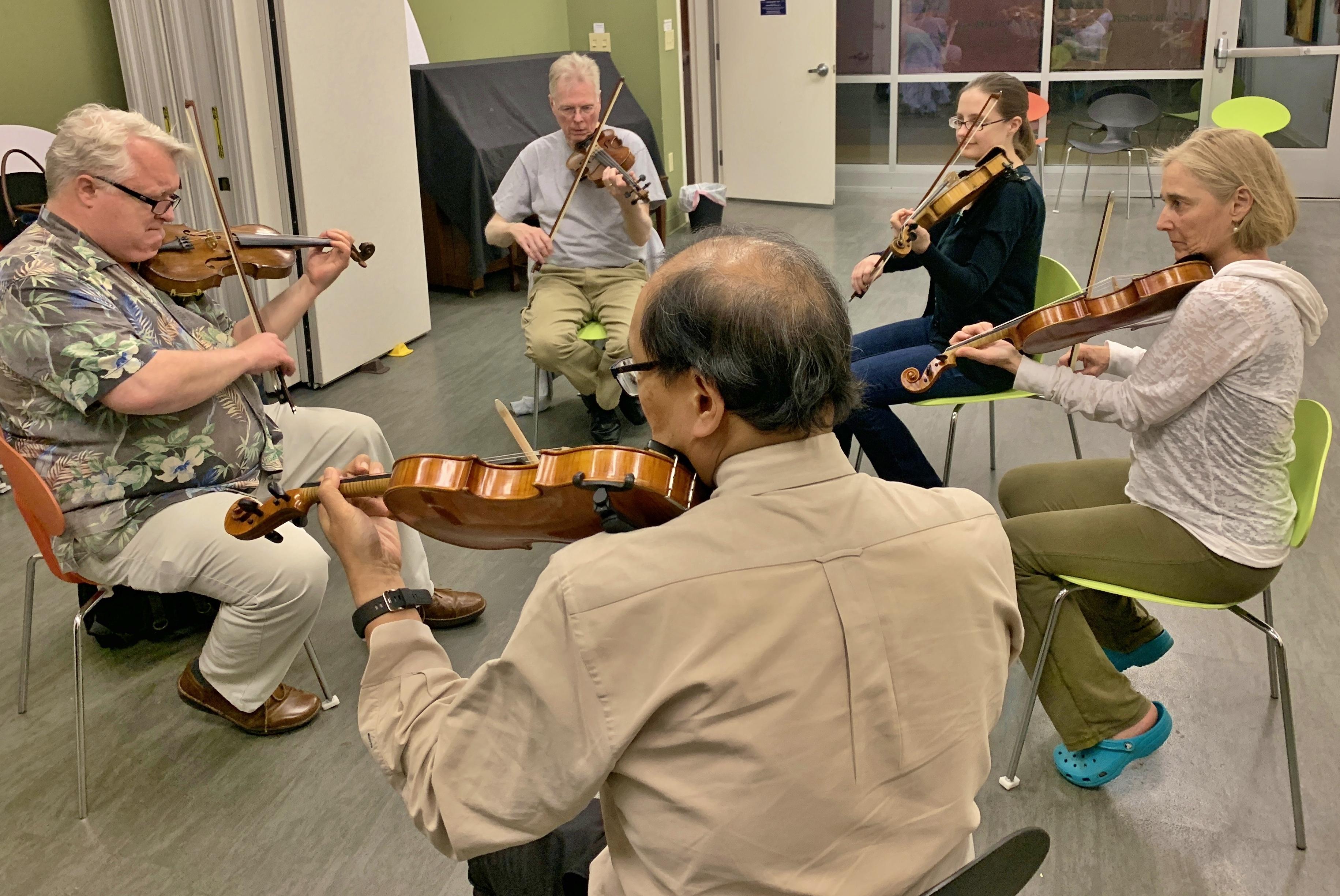 Traditional Irish Music - Washington Conservatory of Music